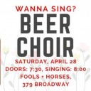 Winnipeg Beer Choir - Round 5