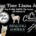 Spring Time Llama Jama