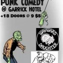 No Rules Punk Comedy