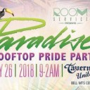 Paradise Rooftop Pride Party