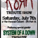 KORN and System of a Down Tribute Show