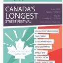 Osborne Village Canada Day