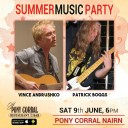 Summer Music Party