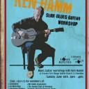 Slide Blues Workshop with Ken Hamm