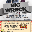 Nickel Days | Big Wreck, Snatch Marauders, Whole Lotta Angus