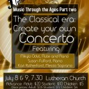 Music Through the Ages, Classical Era: Create your own Concerto