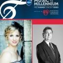 Music at the Millennium | Lara Ciekiewicz & Tad Biernacki / Soprano & Piano