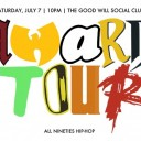 Award Tour: All 90's Hip Hop