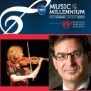 Music at the Millennium | Gwen Hoebig & David Moroz / Violin & piano