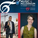 Music at the Millennium | Allen Harrington & Laura Loewen / Saxophone & piano