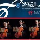 Music at the Millennium | Yuri Hooker / Solo cello