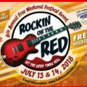 Rockin' on the Red