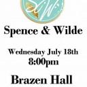 Spence & Wilde Launch Celebration