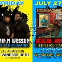 DocWillRob & King Mag Album Release with Smif-N-Wessun