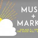 Music + Market