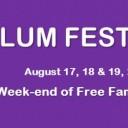 Plum Coulee Plum Fest