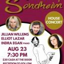 Simply Sondheim: House Concert