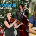 Raine Hamilton String Trio plays Cathedral with Abigail Lapell