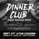 Dinner Club Album Release