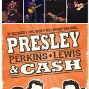 Presley, Perkins, Lewis & Cash - Million Dollar Quartet