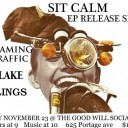 Sit Calm Album Release