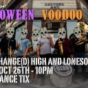 Halloween Voodoo Ball