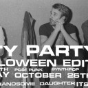 Pity Party 8 Halloween Edition