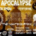 Punk-Apocalypse Halloween Show