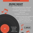 Music Night: Songs of the Beatles
