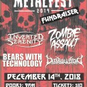 Manitoba Metalfest 2019 Fundraiser