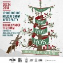 JP Hoe Hoe Hoe Holiday Show After Party