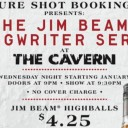 The Jim Beam Songwriter Series