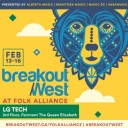 BreakOut West at Folk Alliance
