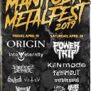 Manitoba Metalfest 2019