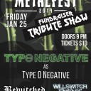 Manitoba Metalfest fundraiser