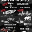 Party For The People! 1st night