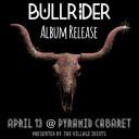 Bullrider Album Release