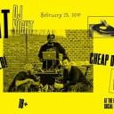 3Peat DJ Night