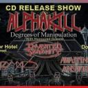 Alphakill Album Release