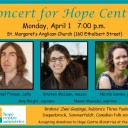 Concert for Hope Centre