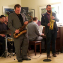 An Evening of Wine and Jazz at Ed Shinewald's
