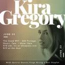 Kira Gregory Album Release
