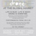 DRONE at the Global Market