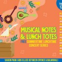 Musical Notes & Lunch Totes