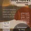 Rise Above: A Fundraiser for the Hart Family