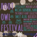 Hoot Owl Festival of Music and Art 2019