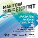 Manitoba Music Export