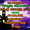 The Jungles Family Friendly Halloween Party