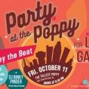 Leah Gazan's Party at the Poppy