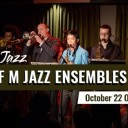 Mardi Jazz: U of M Jazz Ensembles